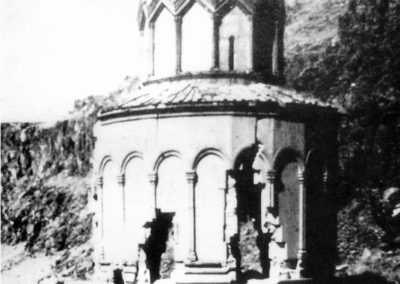 Lerombolt templom