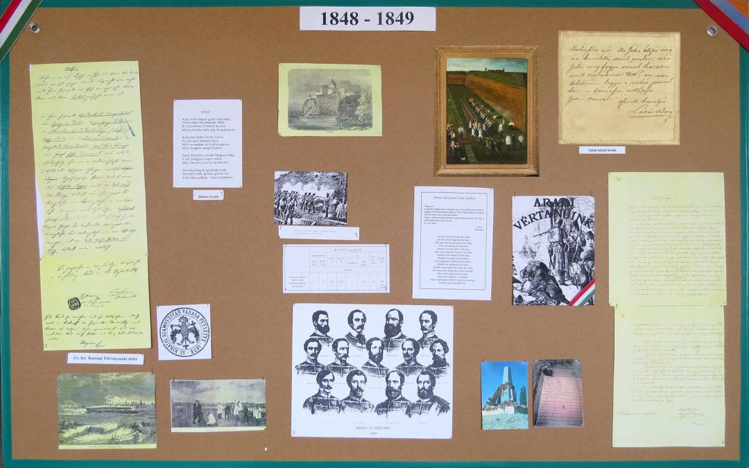 1848-49-es forradalom és szabadságharc örmény hősei – 1998