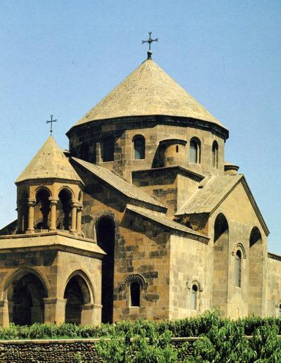 Hripszime templom