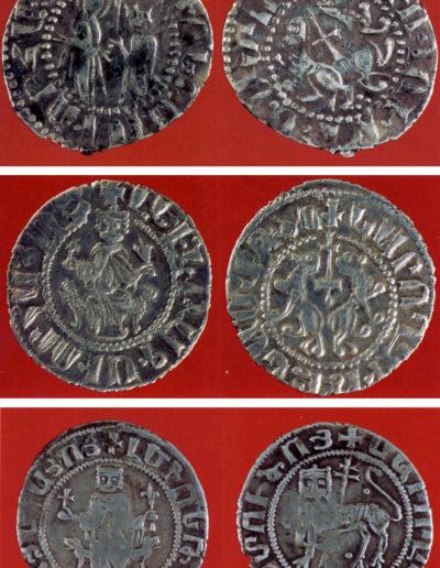J-Pénz Ciliciából (Levon) XIII. sz. 3.